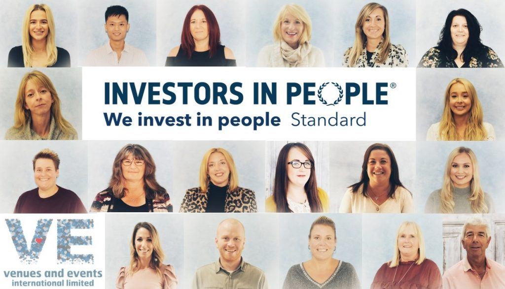 We invest In People