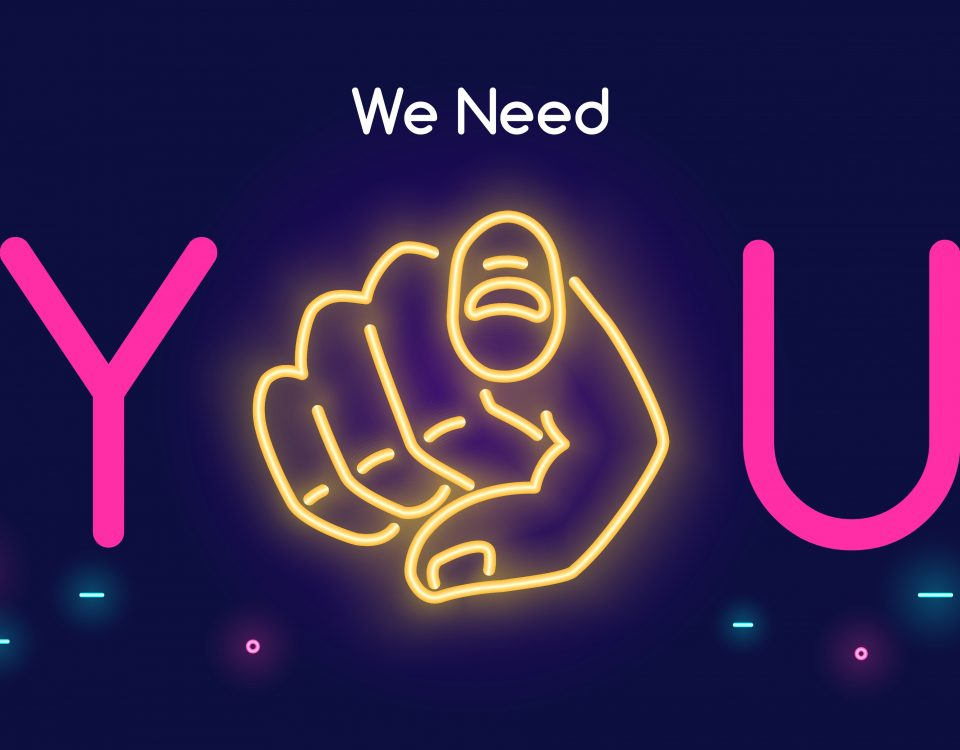 Events need you